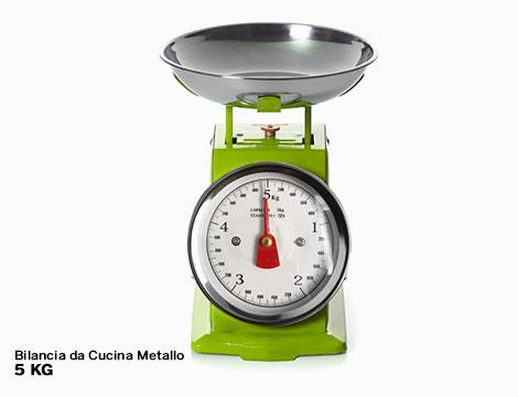Bilancia da Cucina Metallo_N