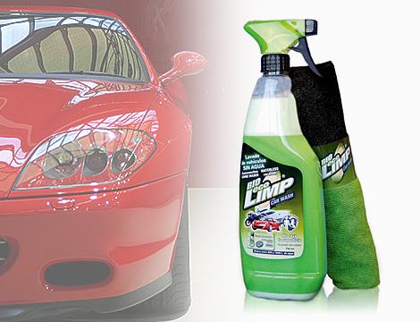 Bioecolimp car wash