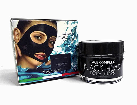 Face Complex black mask