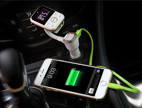 Bluetooth auto multifunction_N