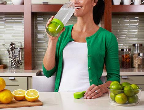 Borraccia Citrus Zinger