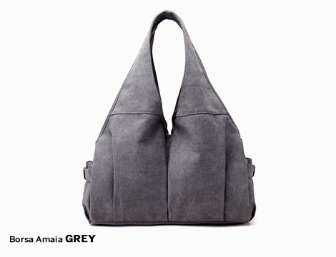 Borsa canvas sport multiscomparto AMAIA_N
