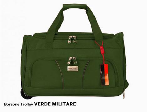 Borsone trolley Pierre Cardin_N