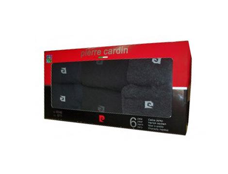 Box regalo 6 paia di calze corte