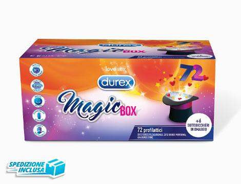 Box preservativi Durex Love_N