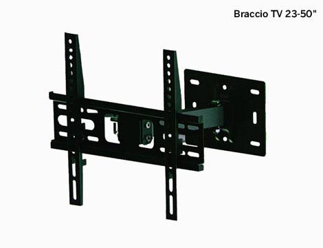 Braccio per supporto TV_N