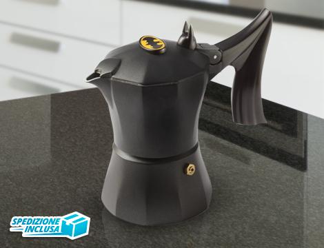 Caffettiera Batman
