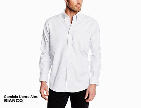 Camicia da uomo modello Alex