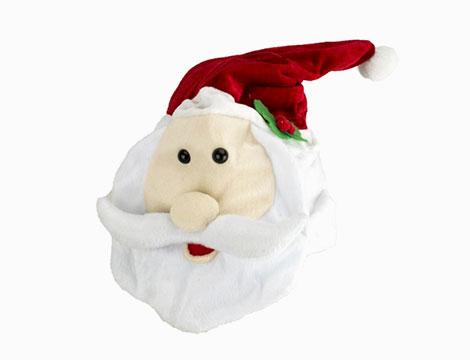 Cappello musicale Babbo Natale