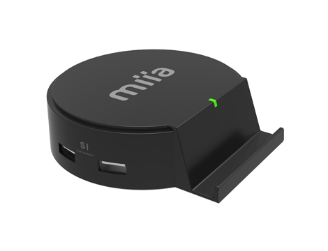 Miia 4USB Smart Charger