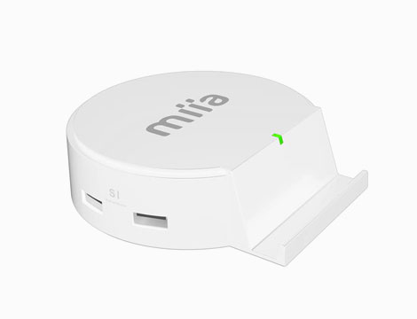 Miia 4USB Smart Charger_N