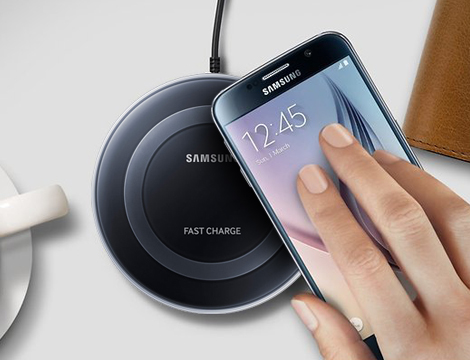 Caricabatterie wireless Samsung