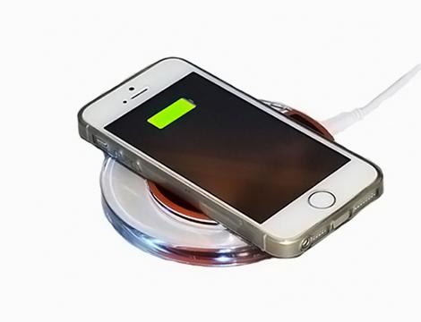 Caricatore wireless iPhone o Samsung_N