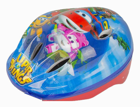 Casco Bici Superwings
