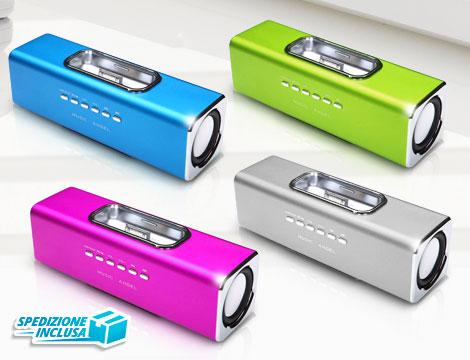 Cassa speaker music_N