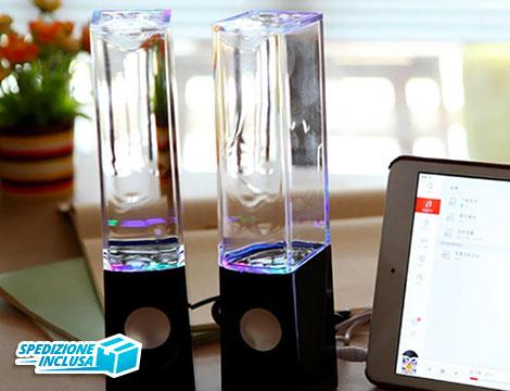 Water speaker BT_N