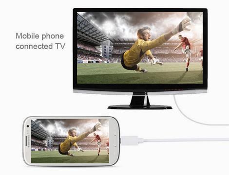 Cavo HDMI con micro USB