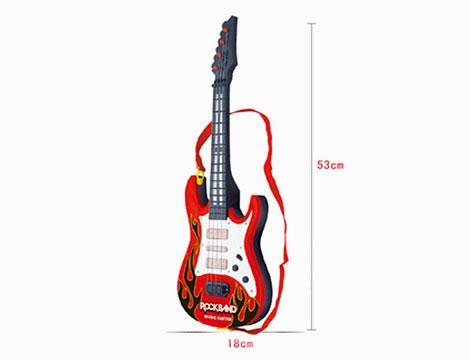 Chitarra Rockband luci e suoni