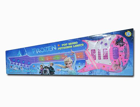 Chitarra elettrica Frozen_N