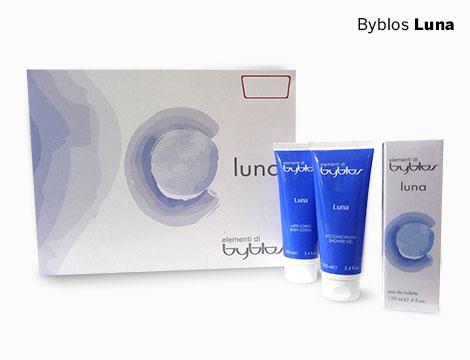 Cofanetti Elementi di Byblos