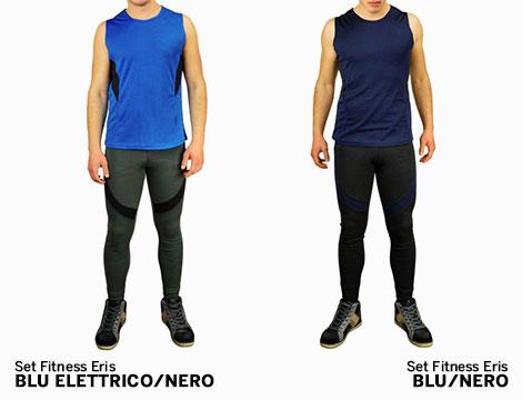 Set fitness uomo ERIS e URANO