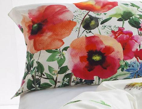 Completo letto 2 piazze colibrì