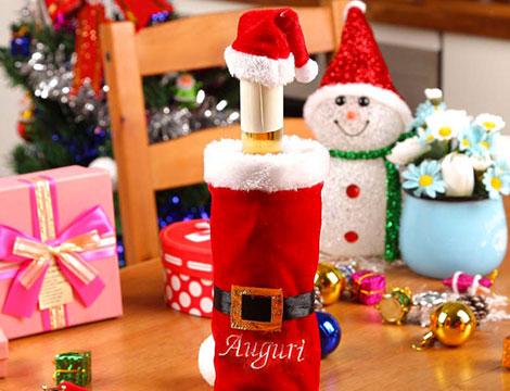 Copribottiglia natalizi GRATIS_N