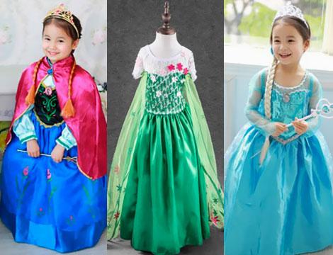 Costumi principesse del ghiaccio_N