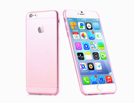 Cover Morbida iPhone 6 e 6S