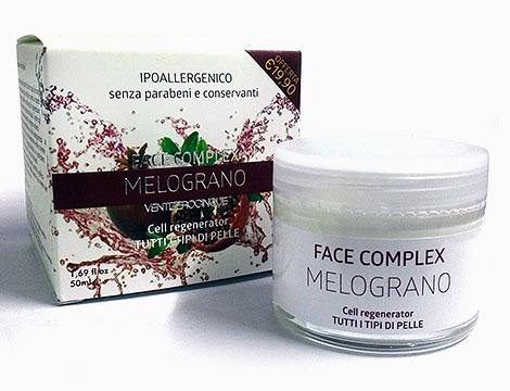Crema antiossidante al melograno_N