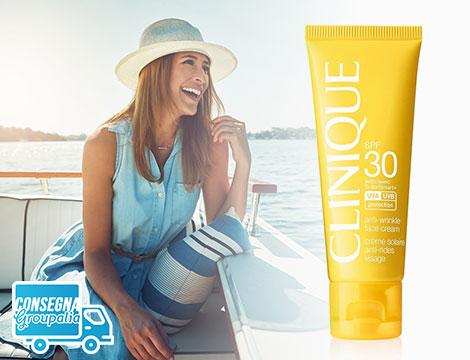 Sun face Clinique_N
