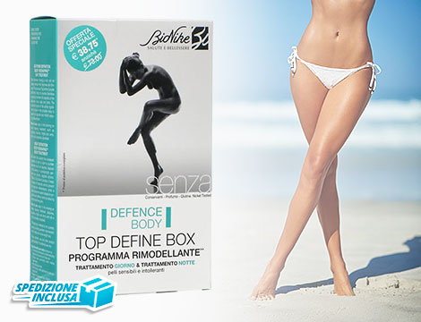 Bionike Defence Body Top Define Box_N