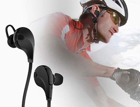 Cuffia sport Bluetooth 4.0