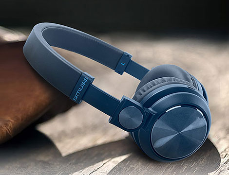 Cuffie Muse Bluetooth_N