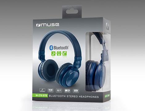 Cuffie Muse Bluetooth_N