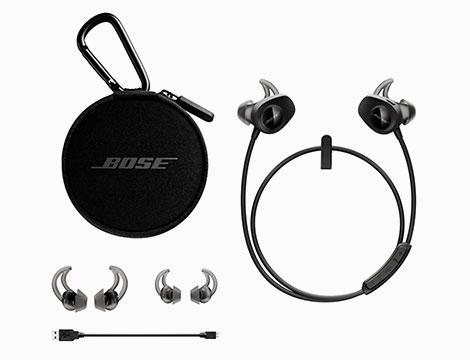 Cuffie wireless Bose Soundsport_N