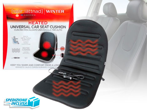 Cuscino termico portatile universale_N