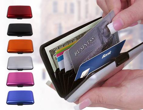custodia carte di credito