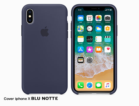 Cover Silicone iPhone X_N