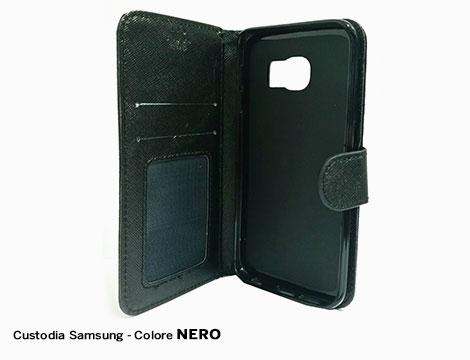 Custodia Samsung con portacard e denaro