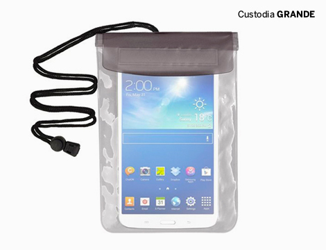 Custodia waterproof GRATIS