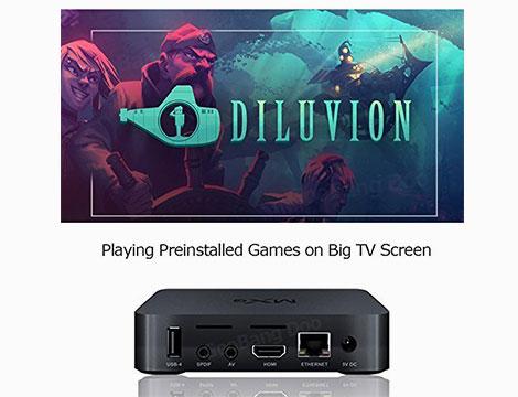 Decoder smart TV full HD_N