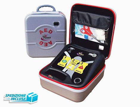Defibrillatore semi automatico_N