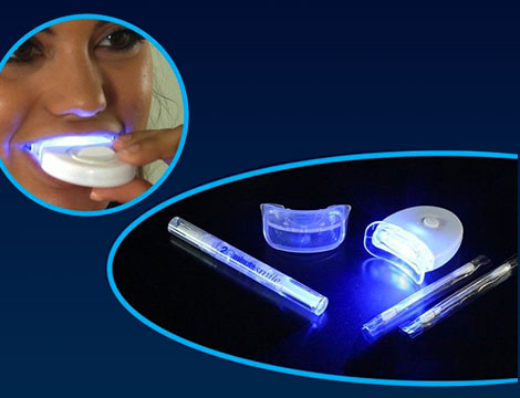 Dispositivo sbiancante Dental White RX_N