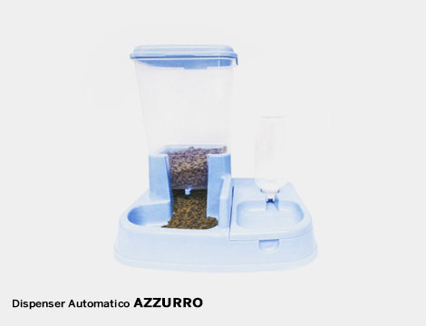 Dispenser automatico per animali