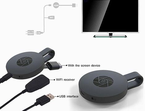 Dispositivo Chromecast HDIMI_N