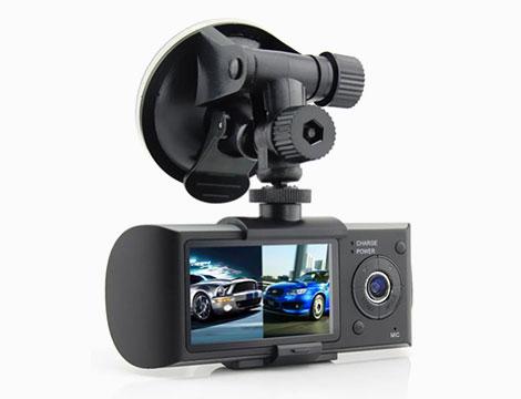 Doppia camera auto sensori visione notturna_N