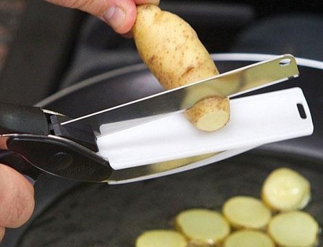 Forbici magiche da cucina_N