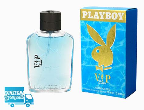 Eau de toilette Playboy Vip Blue 60ml