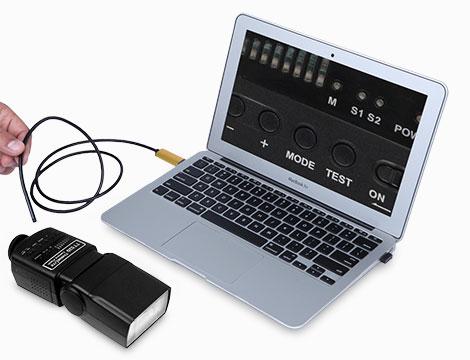 Endoscopio per Android e PC 2 in 1